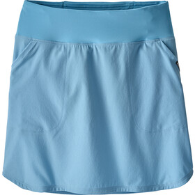 Patagonia Tech Fishing Skort Dame break up blue